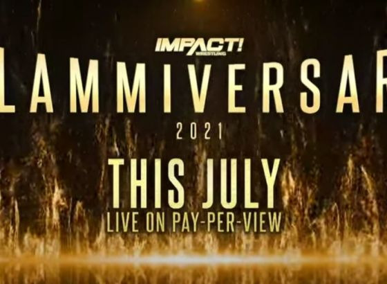 World Title Match Announced For IMPACT Wrestling Slammiversary