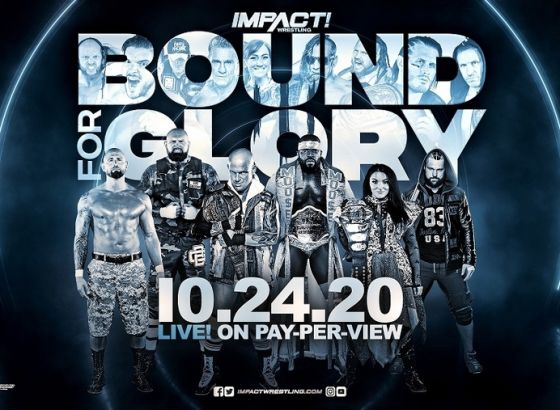 X Division Championship Match Set For IMPACT Wrestling Bound For Glory 2020