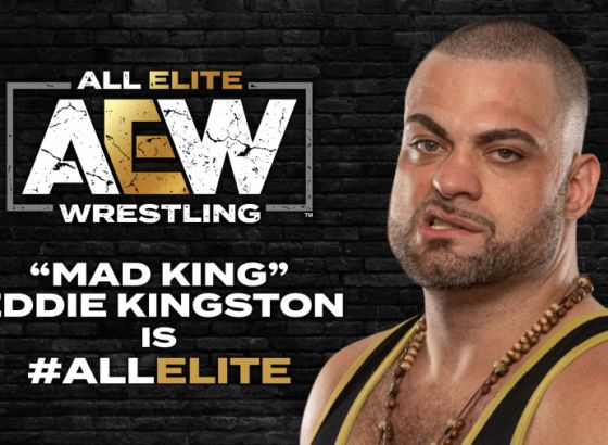 "Eddie Kingston Says AEW Is His ""Last Stop"""