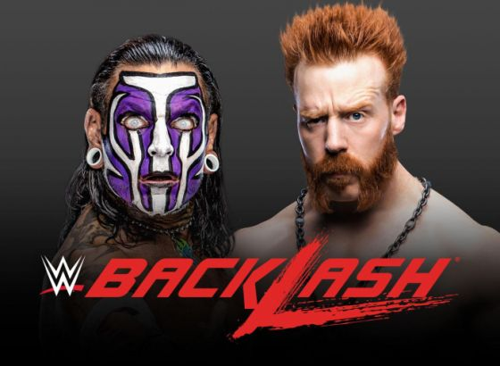 Jeff Hardy Vs. Sheamus Added To WWE Backlash