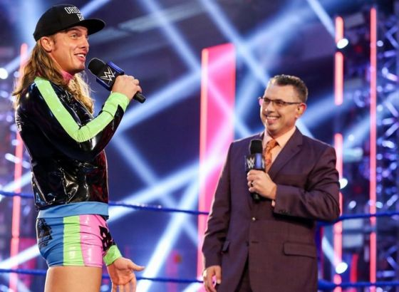 Report: Vince McMahon Was A Big Fan Of Matt Riddle's Promo On WWE SmackDown