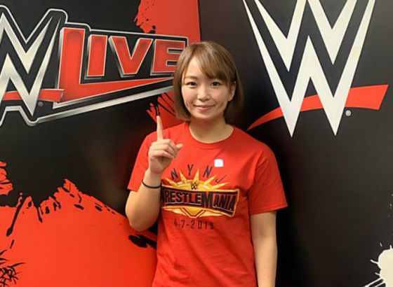 Report: WWE Allows Sareee To Wrestle In Japan During The Travel Ban