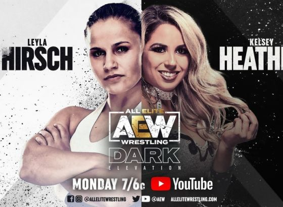 Kelsey Heather Appears On Both WWE Raw & AEW At The Same Time