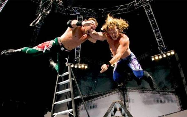 10 Overlooked WWE Ladder Matches