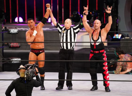 Christopher Daniels Hints At Retirement Following AEW: Dynamite