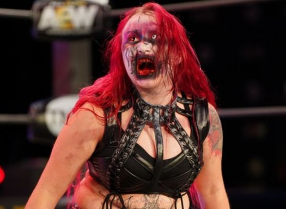 AEW Performer Abadon Injured At TV Tapings