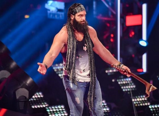 "Elias Believes His WWE Feud With Jeff Hardy Can Be A ""Stepping Stone"" To The Main Event Picture"
