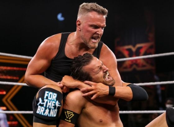 WWE's Adam Cole Doesn't Think Pat McAfee Is Good Enough To Be A Full-Time Wrestler