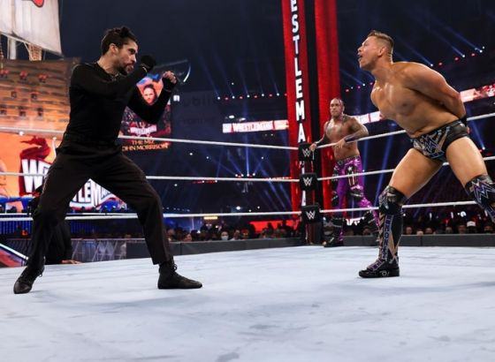 The Miz Thought Bad Bunny Would Be Booed Out Of The Building At WWE WrestleMania 37