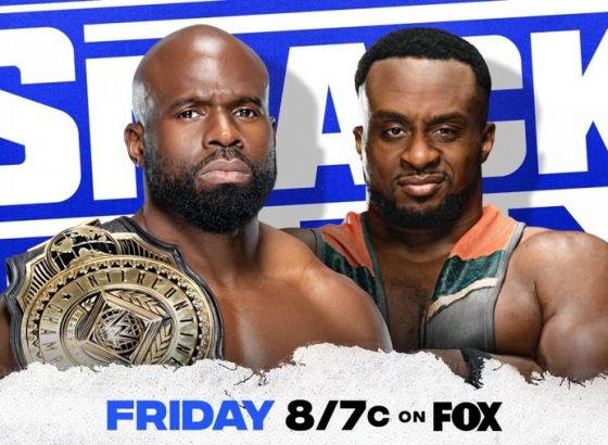 Intercontinental Championship Match Set For WWE Smackdown