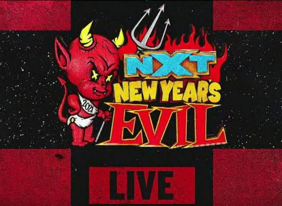 WWE NXT Championship Match Set For New Year's Evil
