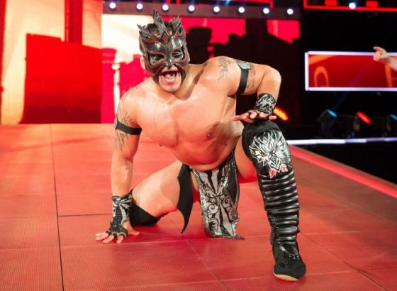 Kalisto Pitched Mask Vs. Mask Match To WWE's Rey Mysterio