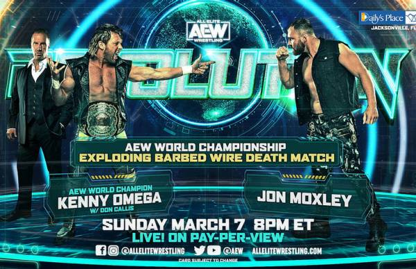 Kenny Omega Explains The Rules Of The Exploding Barbed Wire Match