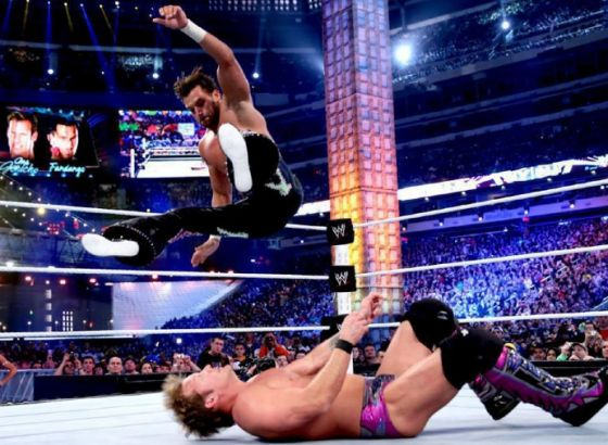 Fandango: Vince McMahon Just Wanted Me To Be A Dancer