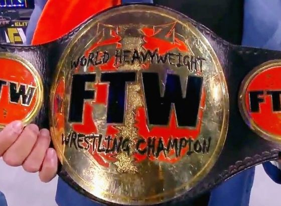 The Strange And Unique History Of The FTW Title