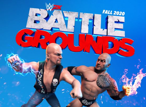 2K Announce New Arcade-Style Video Game WWE 2K Battlegrounds