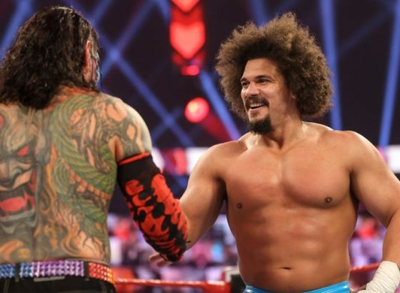 Report: Update On Carlito's WWE Future