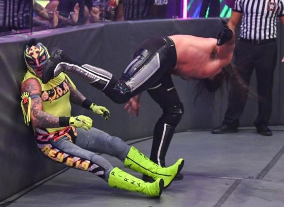 Report: Vince McMahon Edited The Finish Of The WWE Eye For An Eye Match