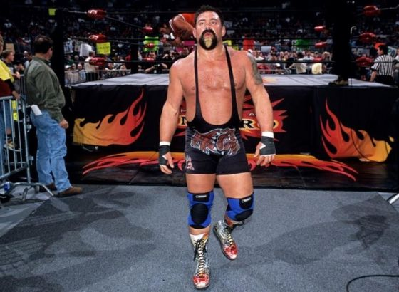 Report: WWE NXT 2.0 Announcers Banned From Mentioning Rick Steiner