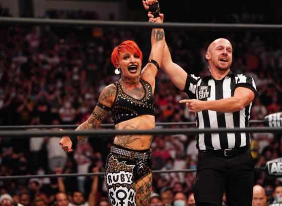 Ruby Soho Comments On Fan Connection To AEW
