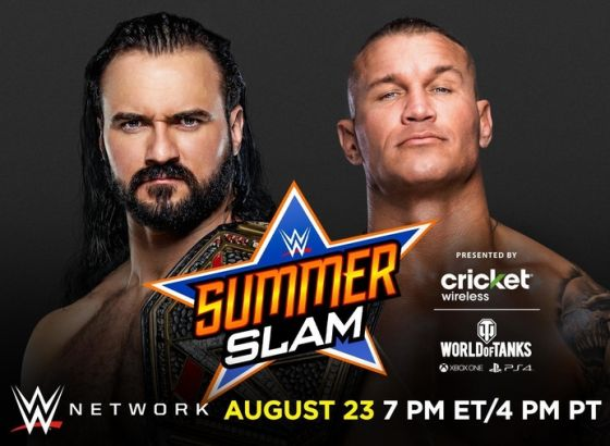 WWE SummerSlam 2020 Live Results