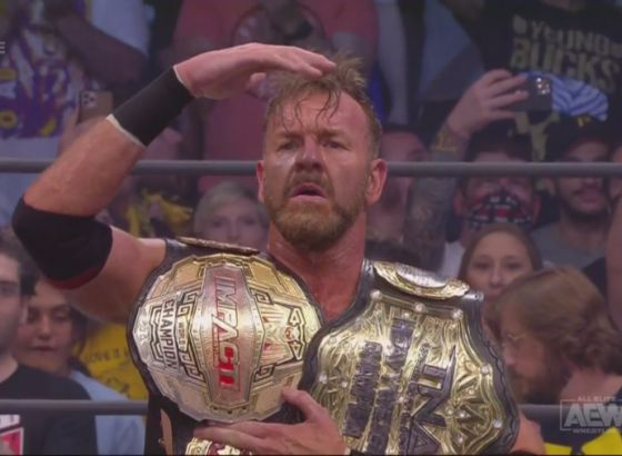 Christian Cage Retires TNA World Heavyweight Title On IMPACT Wrestling