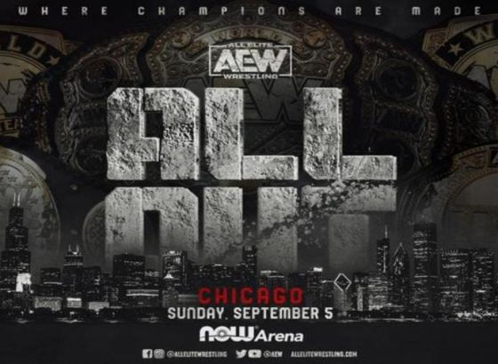 Pac Vs. Andrade El Idolo Removed From AEW All Out