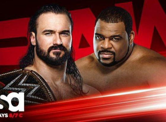 Drew McIntyre-Keith Lee Rematch Announced For WWE Raw