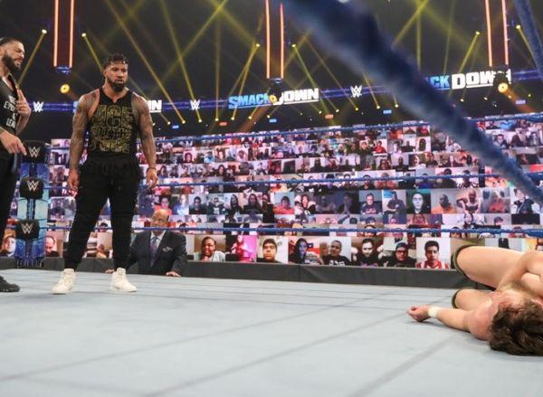 Report: Update On Future Roman Reigns-Daniel Bryan WWE Feud