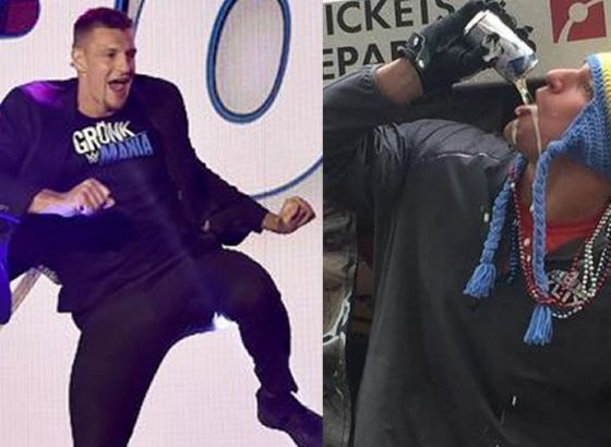 5 Things You Didn't Know About WWE WrestleMania 36 Guest Host Rob Gronkowski