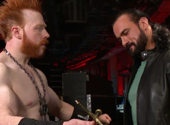 Sheamus Questions Drew McIntyre's WWE Media Appearances: He's Not That Interesting
