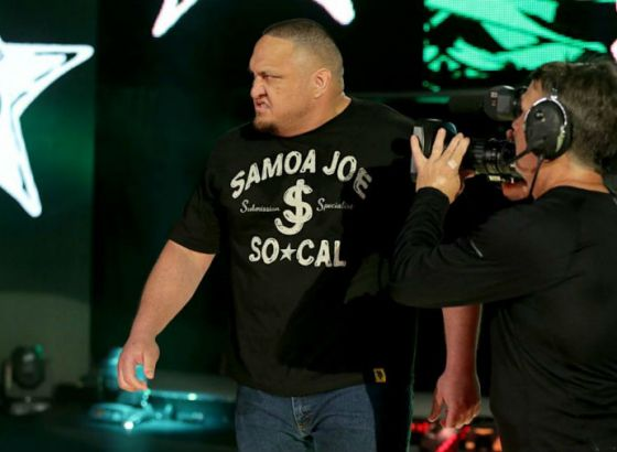 Booker T: Samoa Joe's Release Is A Loss For WWE