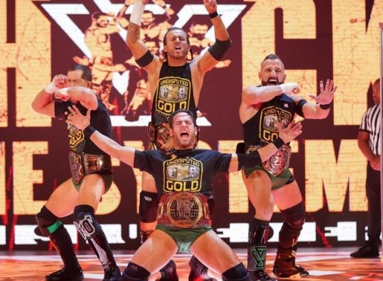 Report: WWE Planning To Turn Adam Cole And Kyle O'Reilly Babyface