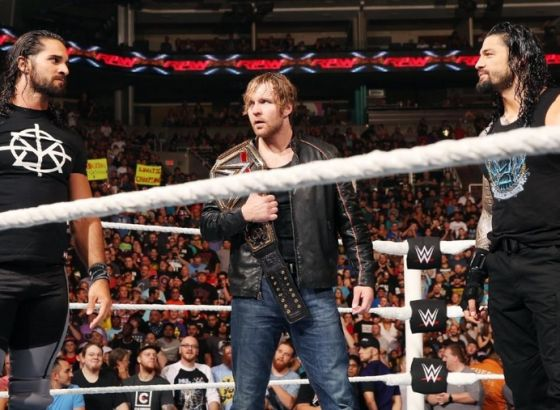 A Reflection On The Shield's Supremacy At WWE Money In The Bank 2016