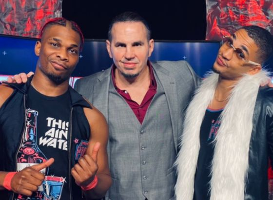 AEW's Matt Hardy & Private Party Appear On IMPACT Wrestling