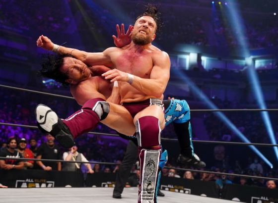 Bryan Danielson: Of Course There's A Competitive Nature Between AEW & WWE