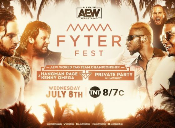 "Report: Why ""Hangman"" Adam Page & Kenny Omega Vs. Private Party Opened Last Night's Episode Of AEW: Dynamite Revealed"