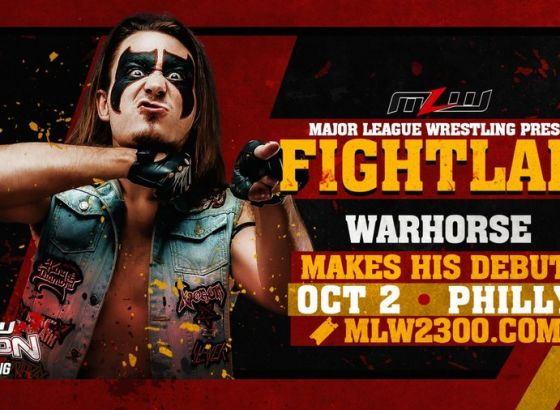Warhorse Debut, Bobby Fish vs. Lee Moriarty Set For MLW Fightland
