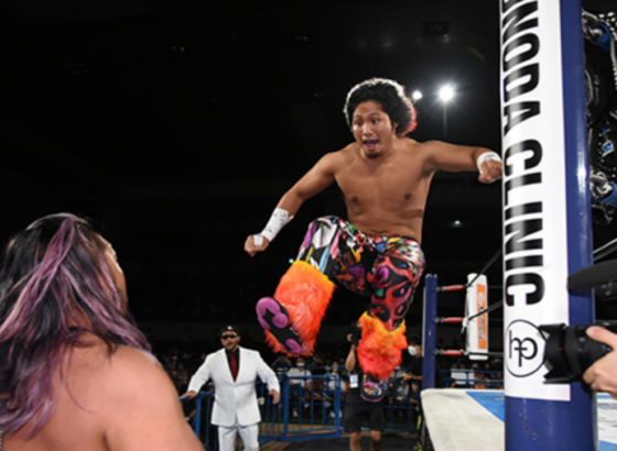 Hiromu Takahashi Pulled From NJPW Shows Due To Shoulder Injury