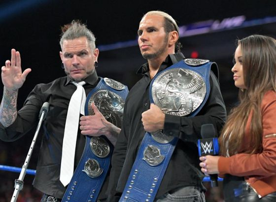"""AEW's Matt Hardy: """"I Miss Working Together With My Brother"""""""
