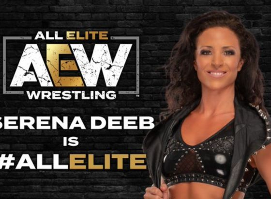 AEW Officially Signs Serena Deeb