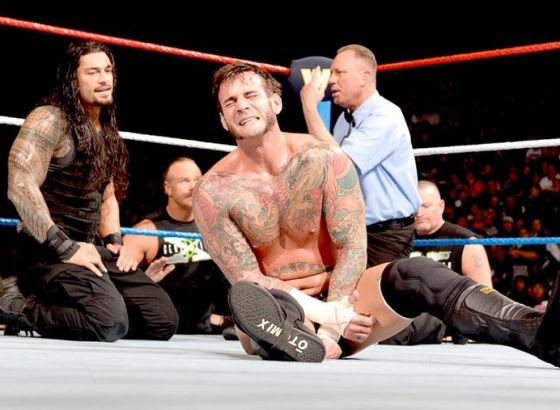 CM Punk: WWE Were Five Years Late On The Best Roman Reigns