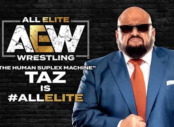 Report: WWE Upset By Taz's AEW Fyter Fest 2020 Promo