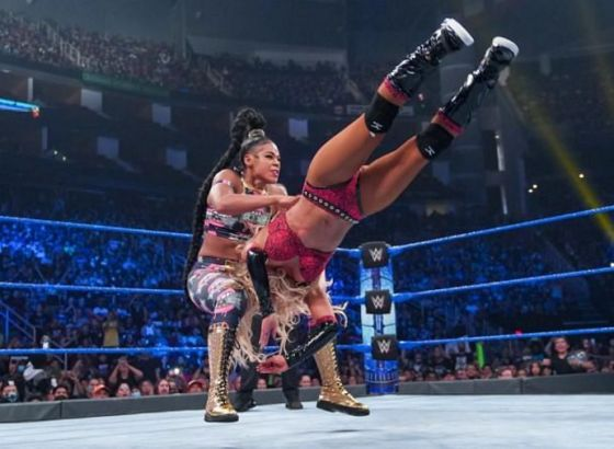 Bianca Belair Vs. Carmella Rematch Announced For 7/23 WWE SmackDown