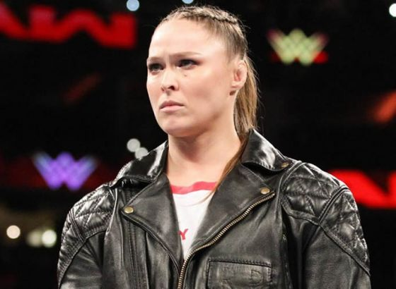 "Ronda Rousey On A WWE Return: ""It Will Never Be At A Full-Time Capacity Ever Again"""