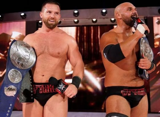 The Former Revival Hit With WWE Cease And Desist Over T-Shirt Design