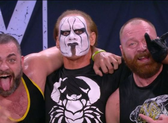AEW's Eddie Kingston Reflects On 'Marking Out' For Sting