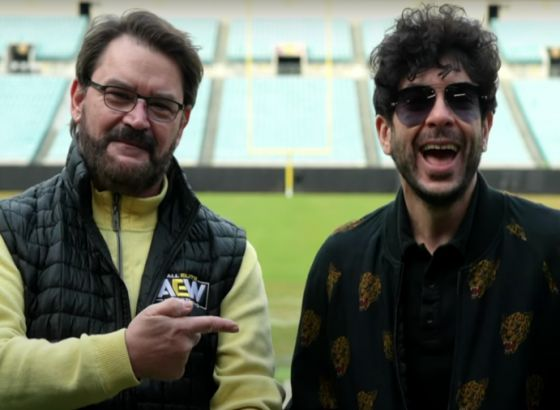 Tony Khan Comments On AEW's Working Relationships With NJPW & IMPACT Wrestling