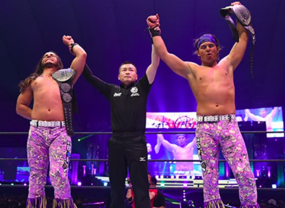 The Young Bucks To Get New AEW Theme Music?