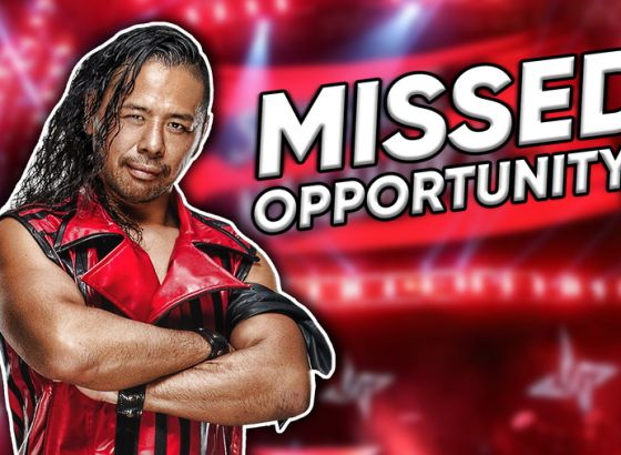 Shinsuke Nakamura's Face Turn Goes Down As Another Missed Opportunity For WWE